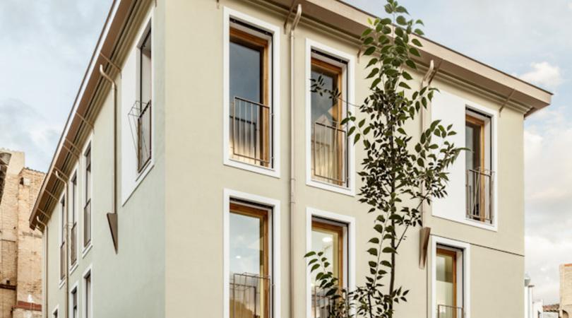 11.15-nko>vivienda en tudela | Premis FAD 2015 | Arquitectura