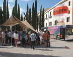 MANIFESTA12 Education Hub | Premis FAD 2019 | Intervencions Efímeres