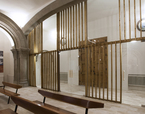 Reforma Església Escolar Companyia de Maria de Barcelona | Premis FAD  | Interiorismo