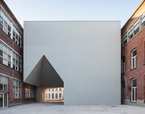 Architecture Faculty of Tournai | Premis FAD  | Arquitectura