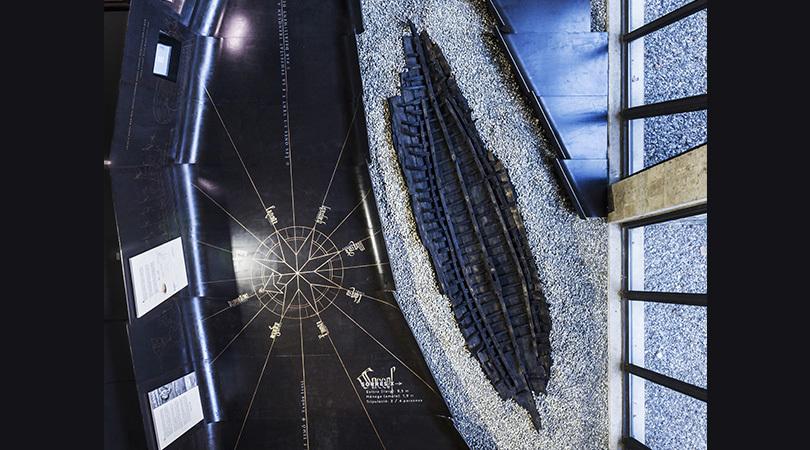 Les sorres x. un vaixell medieval | Premis FAD 2020 | Intervenciones Efímeras