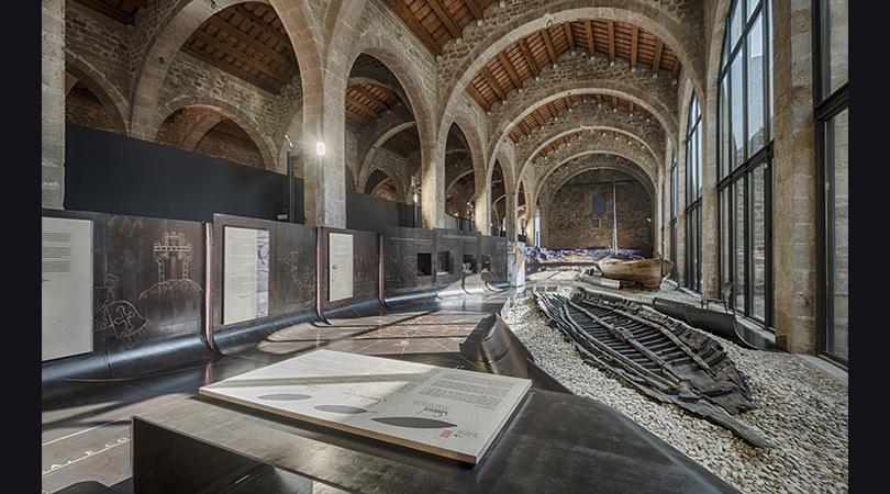 Les sorres x. un vaixell medieval | Premis FAD 2020 | Intervencions Efímeres