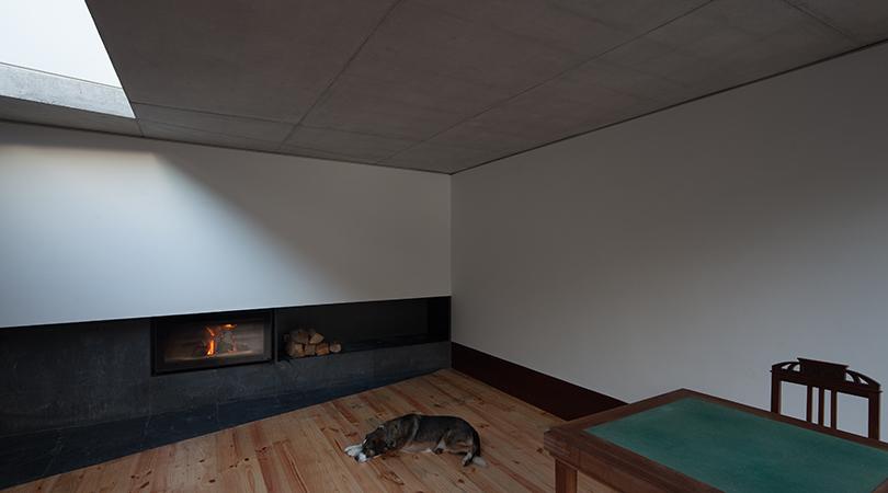 Sala em pala | Premis FAD 2015 | Interiorismo