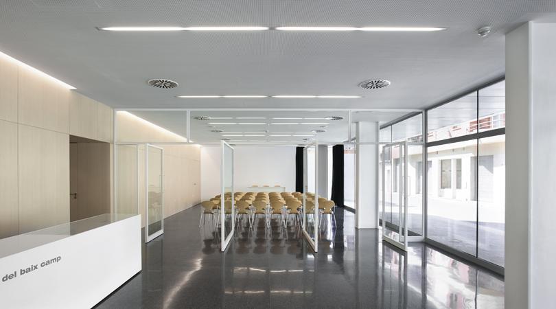Arxiu comarcal del baix camp | Premis FAD 2011 | Arquitectura