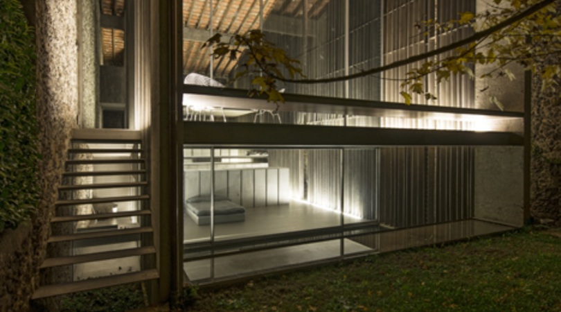 Casa entremurs | Premis FAD 2014 | Interiorisme