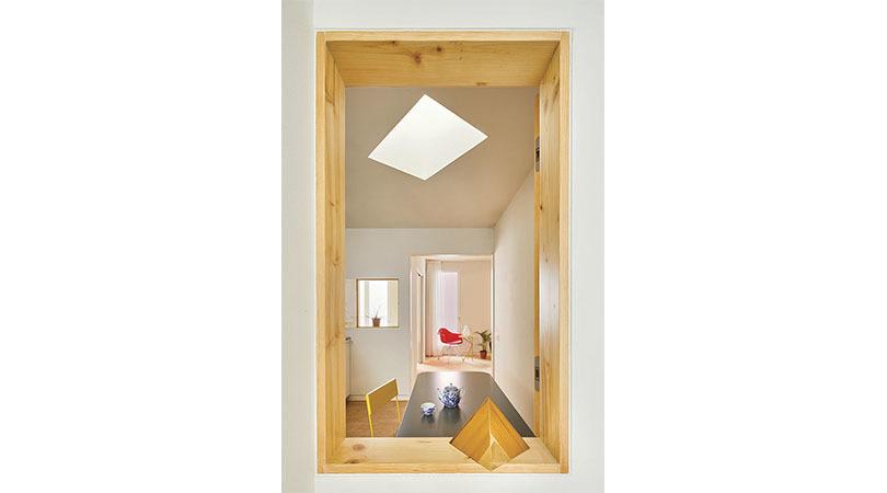 110 rooms. edifici d'habitatges a barcelona | Premis FAD 2017 | Architecture