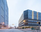 Public Mixed-use Block 43-10 | Premis FAD 2020 | Arquitectura