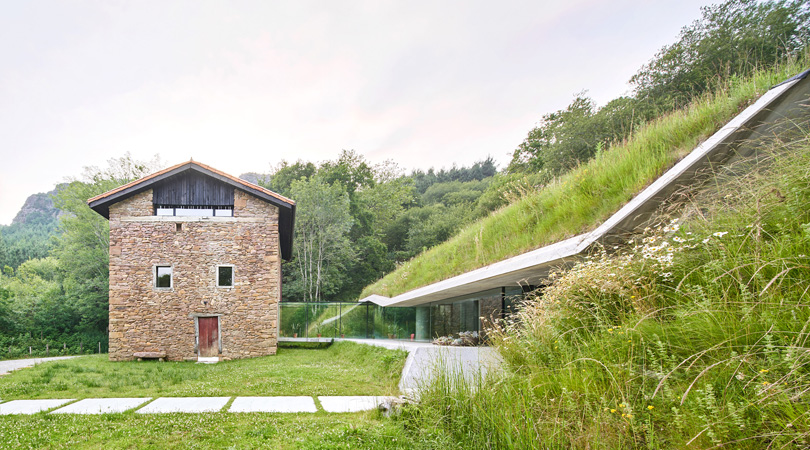 Landaburu borda | Premis FAD 2020 | Arquitectura