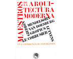 Maestros de la arquitectura moderna en la Residencia de Estudiantes | Premis FAD  | Pensament i Crítica
