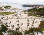Reapertura del centro histórico de Rio de Janeiro a la Bahía de Guanabara. Praça Mauà | Premis FAD  | Ciutat i Paisatge