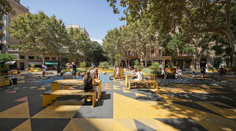 Superilla sant antoni | Premis FAD 2020 | Ciutat i Paisatge
