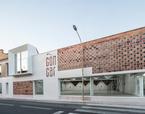 Rehabilitació i ampliació dels Tallers Gon-Gar | Premis FAD  | Architecture