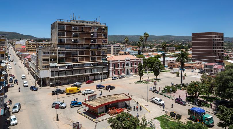 Lubango centre | Premis FAD 2017 | Architecture