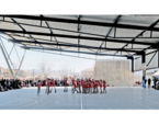 Coberta poliesportiva Can Butjosa | Premis FAD 2016 | Arquitectura