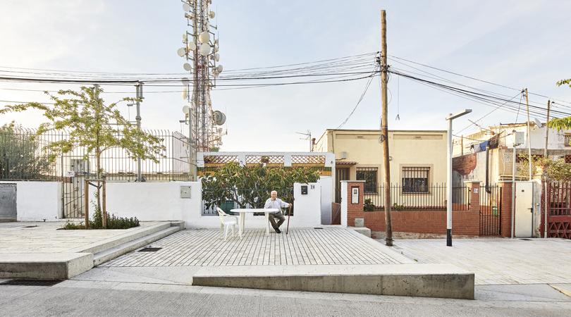 Calle plaza | Premis FAD 2018 | Ciudad y Paisaje