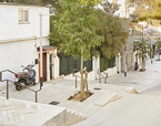 Calle Plaza | Premis FAD  | Town and Landscape