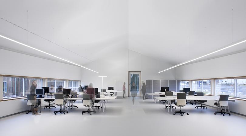Edificio de la nueva sede de norvento | Premis FAD 2018 | Arquitectura