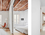 Buenaventura Muñoz. Rehabilitación de un piso en Barcelona | Premis FAD 2018 | Interior design