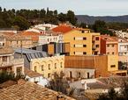 Centre Fraternal d'Òdena, Biblioteca, Centre de Dia i Casal d'Avis | Premis FAD  | Arquitectura