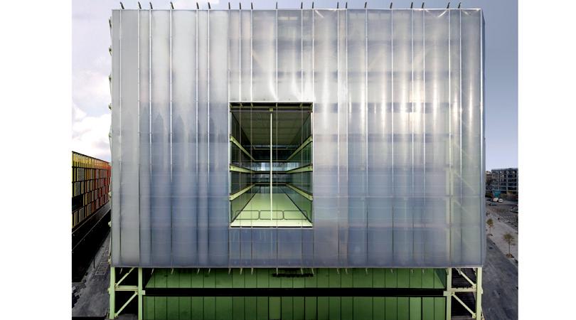 Media-tic | Premis FAD 2011 | Arquitectura