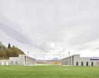 Àgora. Edifici de serveis a la ciutat esportiva del Morrot | Premis FAD 2018 | Arquitectura