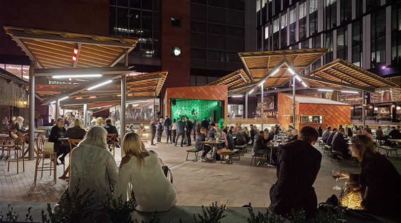 Crown square | Premis FAD 2019 | Ciudad y Paisaje