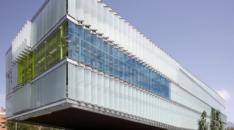 Oficinas del instituto nacional de la seguridad social en la cartuja-granada | Premis FAD 2018 | Architecture