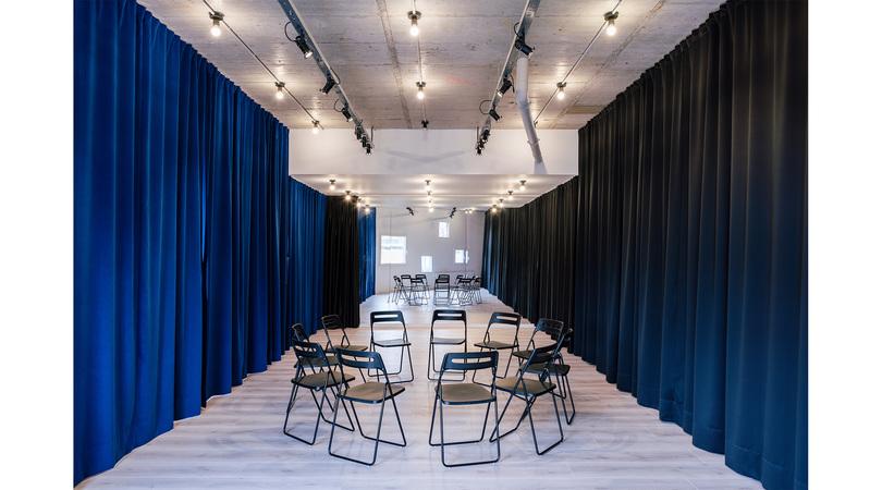 Sula: escuela de danza y teatro en las tablas. madrid   Premis FAD 2020   Interiorismo