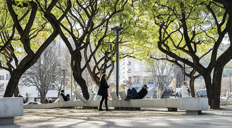 Praça Fonte Nova | Premis FAD 2018 | Ciutat i Paisatge
