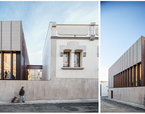 Centre cultural i biblioteca a les antigues Escoles, Sant Sadurní d'Anoia | Premis FAD 2019 | Arquitectura