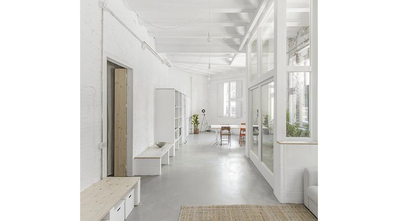 Casa taller a sants | Premis FAD 2019 | Interiorismo
