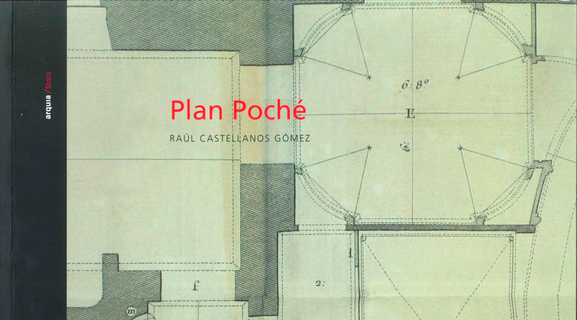 Plan Poché | Premis FAD 2013 | Thought and Criticism