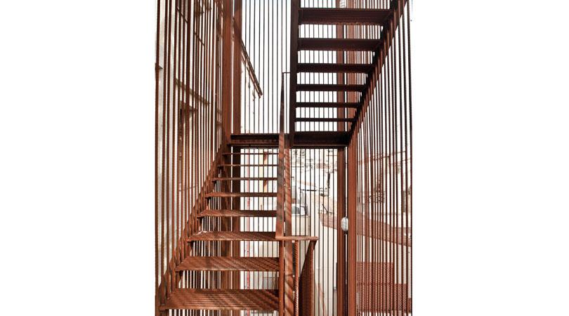Reforma i rehabilitacio de l'antiga fabrica de can minguell(1850) | Premis FAD 2011 | Interiorisme