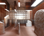ESPAI TRANSMISSOR DEL TÚMUL/DOLMEN MEGALÍTIC DE L'ANY 2,800 A.C. A SERÓ-ARTESA DE SEGRE (LLEIDA) 2007-2012 | Premis FAD  | Arquitectura
