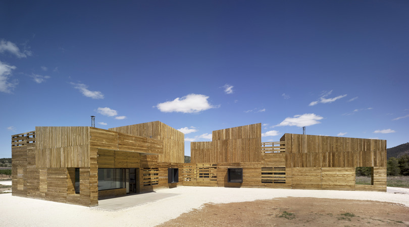 Casa para tres hermanas | Premis FAD 2013 | Arquitectura
