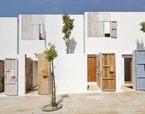 Life Reusing Posidonia/ 14 habitatges de protecció pública a Sant Ferran, Formentera | Premis FAD 2018 | Architecture