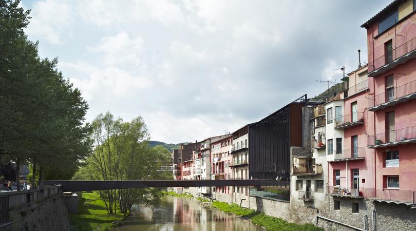 Espai Públic Teatre La Lira | Premis FAD 2013 | Town and Landscape