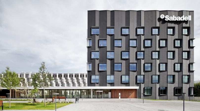 Seu central banc sabadell | Premis FAD 2013 | Arquitectura
