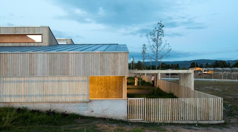 Escuela infantil a baiuca | Premis FAD 2019 | Arquitectura