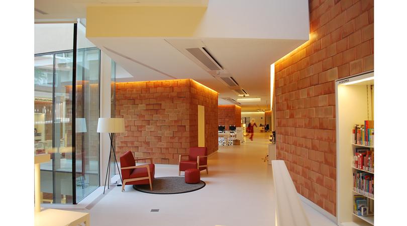 Biblioteca sant gervasi - joan maragall. barcelona | Premis FAD 2015 | Arquitectura