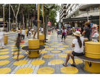 Calle Piloto, Salou 2017 | Premis FAD 2018 | Intervenciones Efímeras