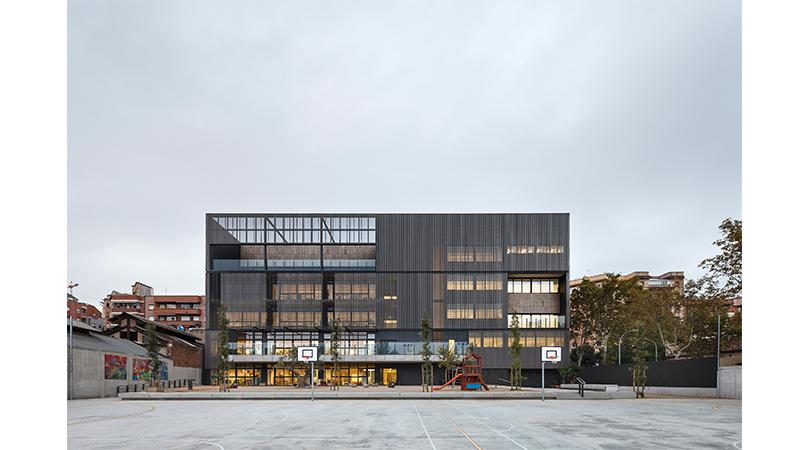 Escola dels encants | Premis FAD 2016 | Arquitectura