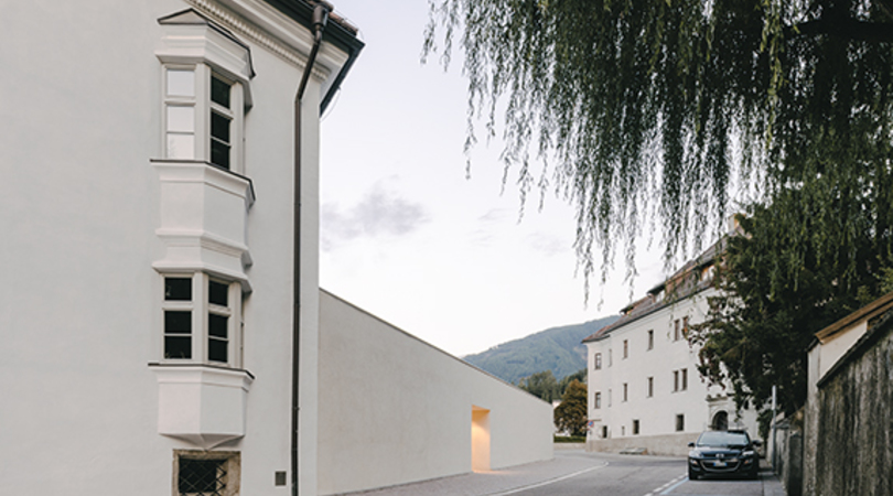 Brunico school of music | Premis FAD 2018 | Arquitectura