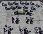 SOLAR KITCHEN RESTAURANT | Premis FAD 2014 | Intervencions Efímeres