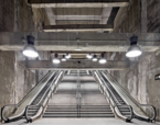 3 estacions de metro de la L9 | Premis FAD  | Interiorismo