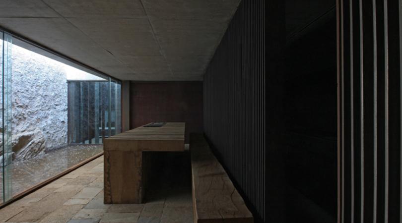 Mas del vent. punt de trobada | Premis FAD 2014 | Interiorismo