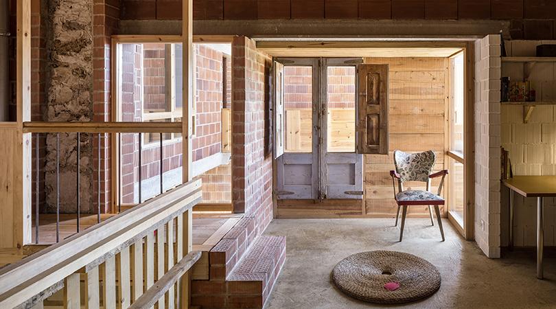 Casa en tres primaveres | Premis FAD 2018 | Arquitectura