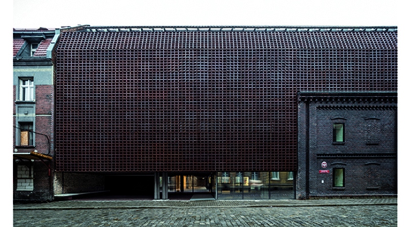 University of silesia's radio and television faculty (writv) | Premis FAD 2018 | Arquitectura