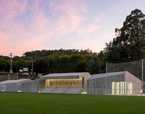 Campo de fútbol de Campañó | Premis FAD 2020 | Arquitectura