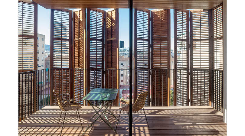 Edifici d'habitatges per a quatre amics | Premis FAD 2020 | Arquitectura